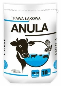 Mieszanka Łąkowa ANULA na gleby wilgotne i optymalnie wilgotne 10 kg