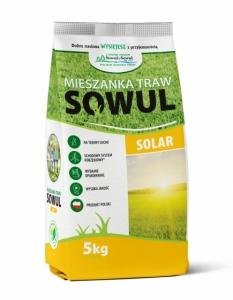 Mieszanka Traw Solar 5 kg