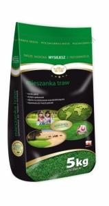 Mieszanka Traw Gazon Hobby 5 KG